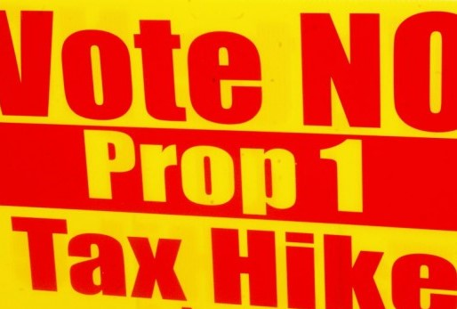 VOTE NO ON USE TAXES:  This Tuesday, the