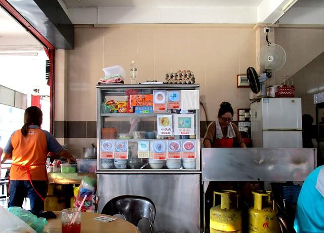 King Cafe kampua/mee sua stall
