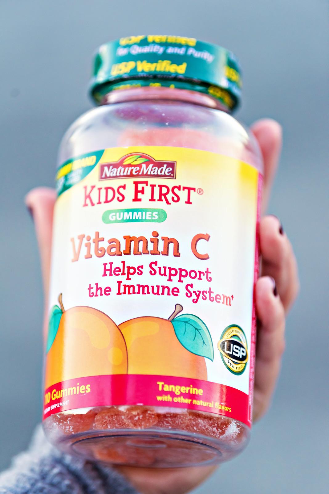 nature made kids vitamins