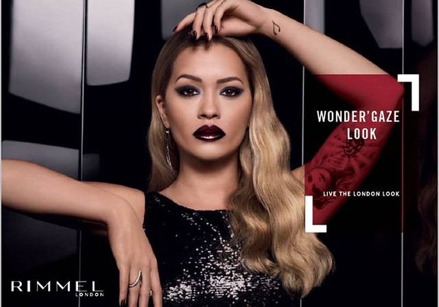 Wonder'Gaze Look rimmel london