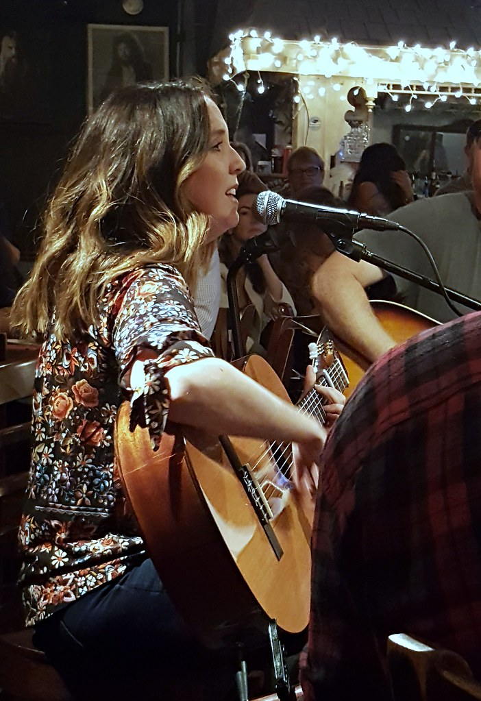Stephanie Chapman The Bluebird Cafe Nashville