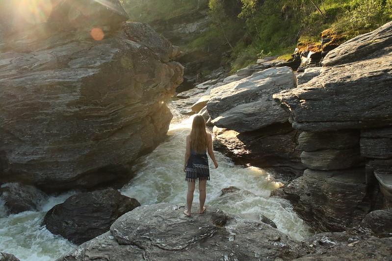 Erämaavaellus Norjan Lappi Matkavinkit