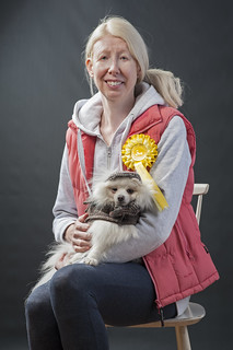 Joanne Gleeson & Coco - 3rd Best Dressed Dog DSC_5409 | by Paul Louis Archer