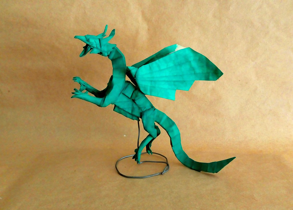 Luster Dragon De Lee In Seop This Dragon Is Really Cool T Flickr