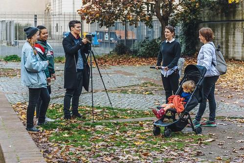 "Jetzt bewerben: ""Memory Walk"" 2018 in Amsterdam und Ljubljana"