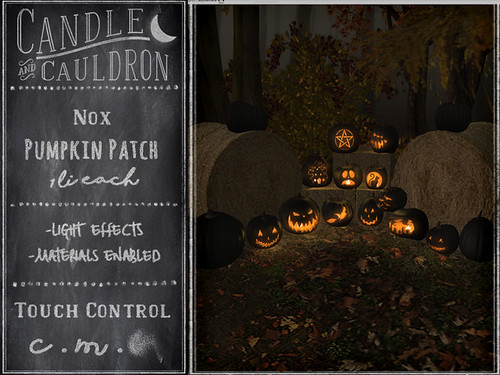 {C&C} Nox Pumpkin Patch | by November Nighthearth
