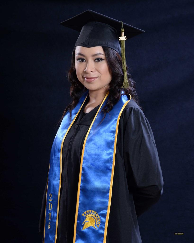 Graduation Graduaciones Black Cap Tassel Signet Stole Sash… | Flickr