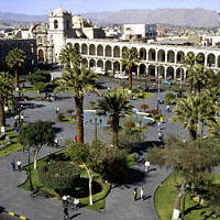City Tour Arequipa Half Day
