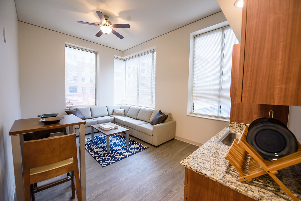 Genial ... Four Person Apartment With Efficiency Kitchen | By Clemson Home