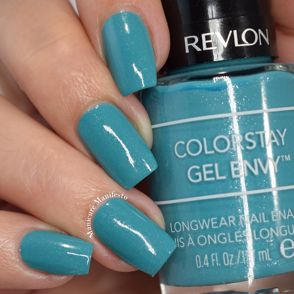 Revlon Gel Envy Dealer's Choice swatch
