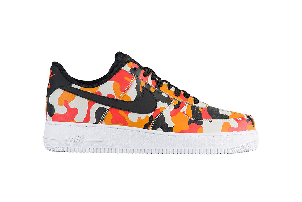 air force 1 colores
