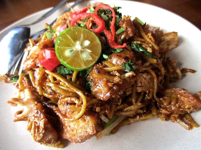 Warong Cafe mee mamak seafood