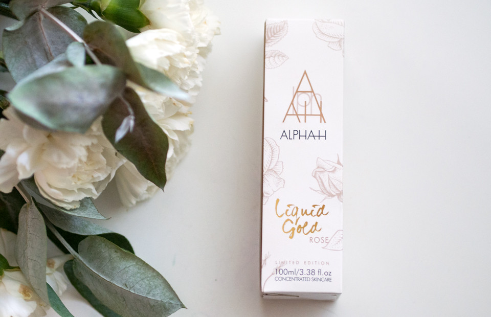 alpha-h liquid gold rose edition