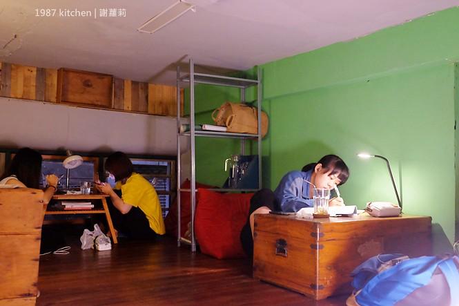 37130776623 7057bdd868 b - 1987Kitchen -Pâtisserie/Café(1987廚房工作室) | 低調隱藏版,躲在傳統菜市場裡面的甜點店,手作限量、完全巔覆你的傳統想像!