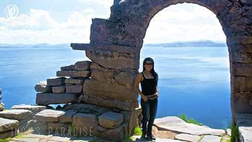 puerta de Taquile
