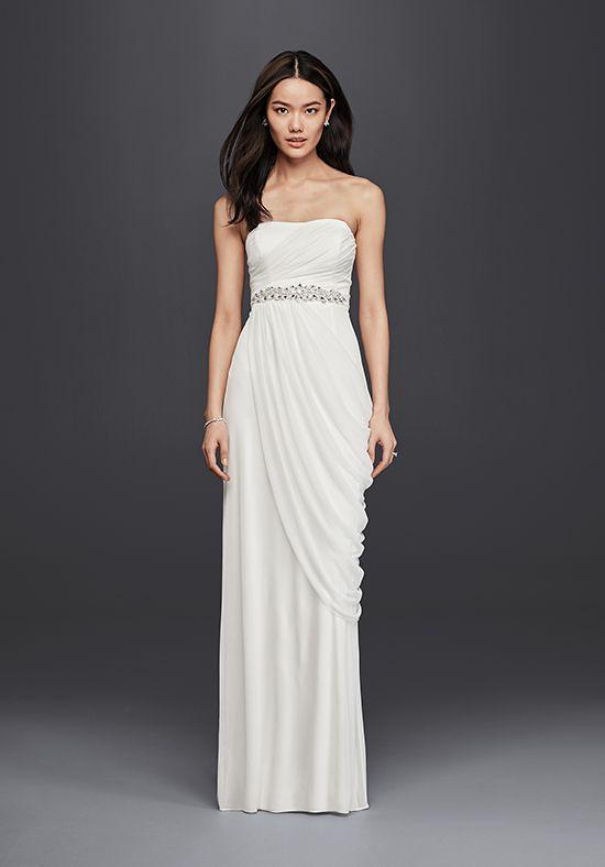 Wedding dresses mesh sheath wedding dress with sweethear for Wedding dresses mobile al