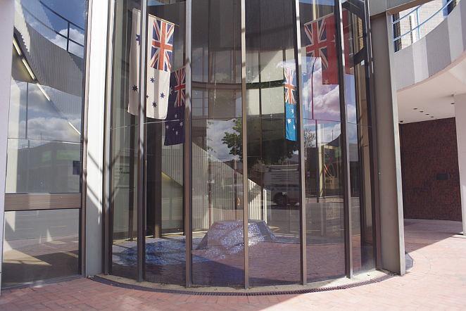 Rsl Arcade Queanbeyan Nsw Australia The Crawford Street Flickr