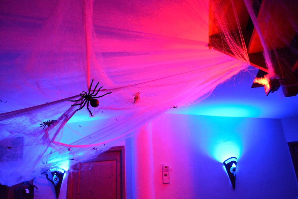 halloween 2018 decoration interieur maison 4 by david humo