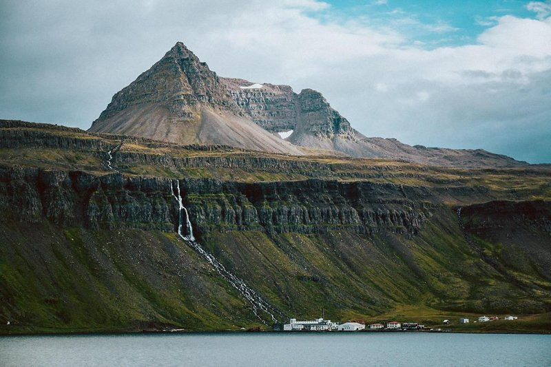 Scenery in Iceland