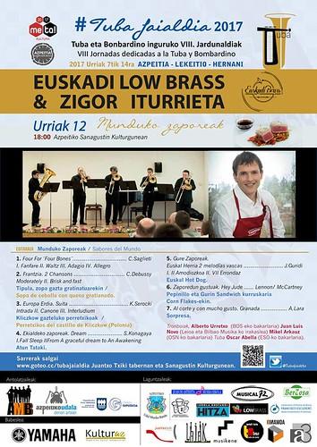Euskadi Brass - Tuba Jaialdia 2017