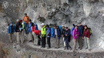 Trekking guiado en el Cañon del Colca
