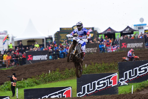 Zach Osborne, Team USA, FIM Motocross of Nations, Matterley Basin 2017