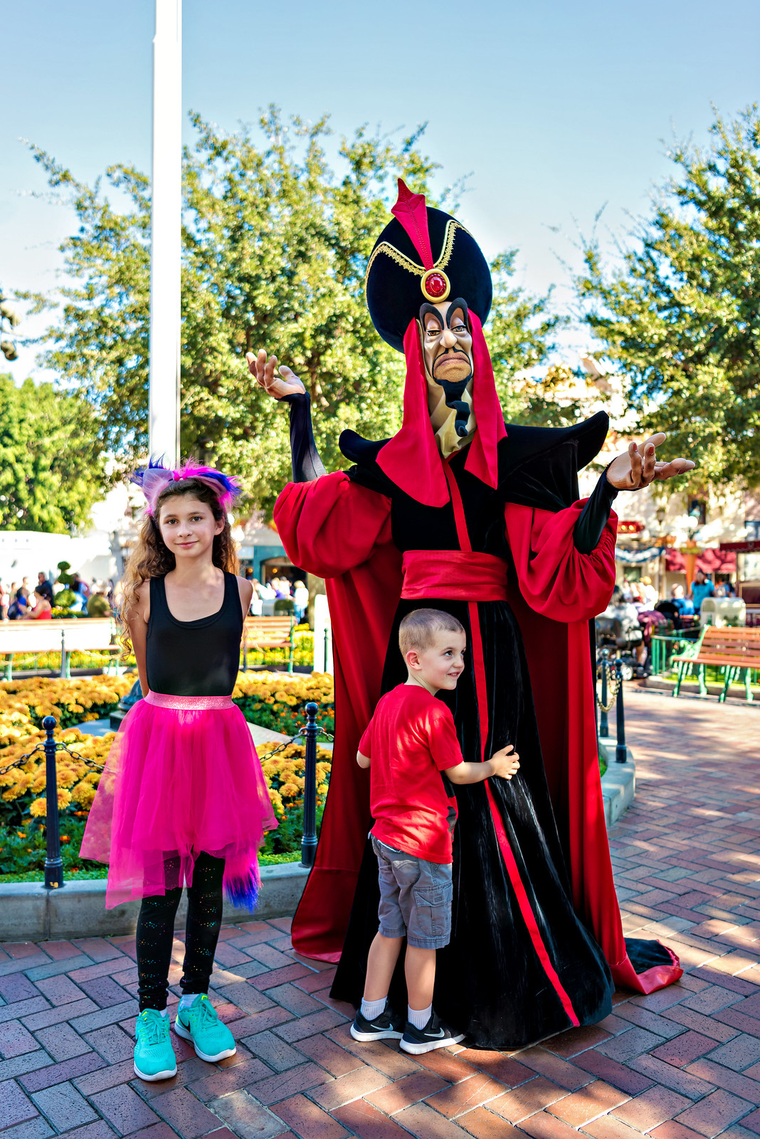 why 5 is the best age to visit Disneyland