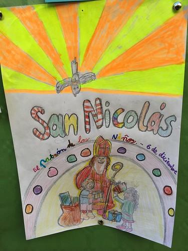 Concurso de dibujo el santo m s simp tico noviembre 2017 - Concurso de dibujo 2017 ...