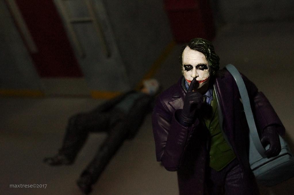 Mafex Robber Joker