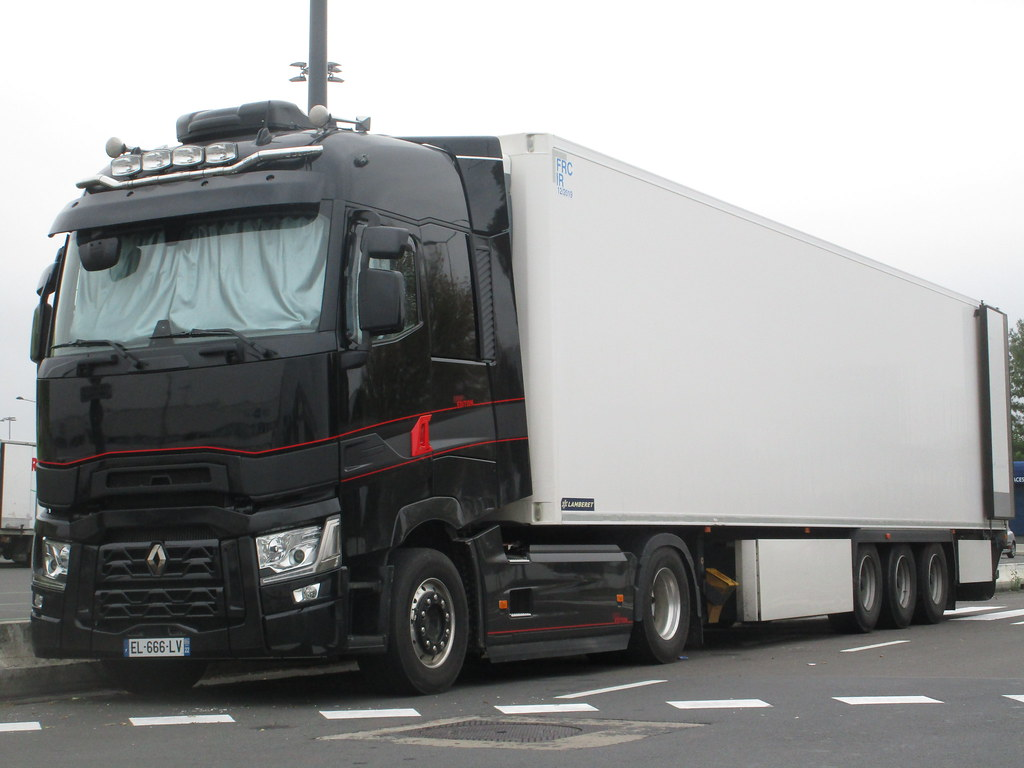 renault t 520 high sleeper cab s rie limit e high edition flickr. Black Bedroom Furniture Sets. Home Design Ideas