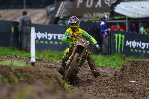 Hunter Lawrence, Team Australia, FIM Motocross of Nations, Matterley Basin 2017