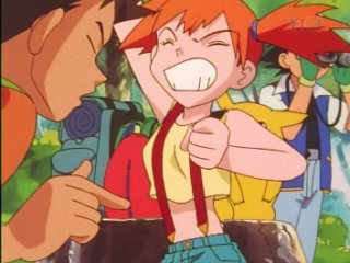 brock tickles misty