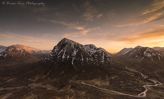 Glen Coe Sunset | by .Brian Kerr Photography.
