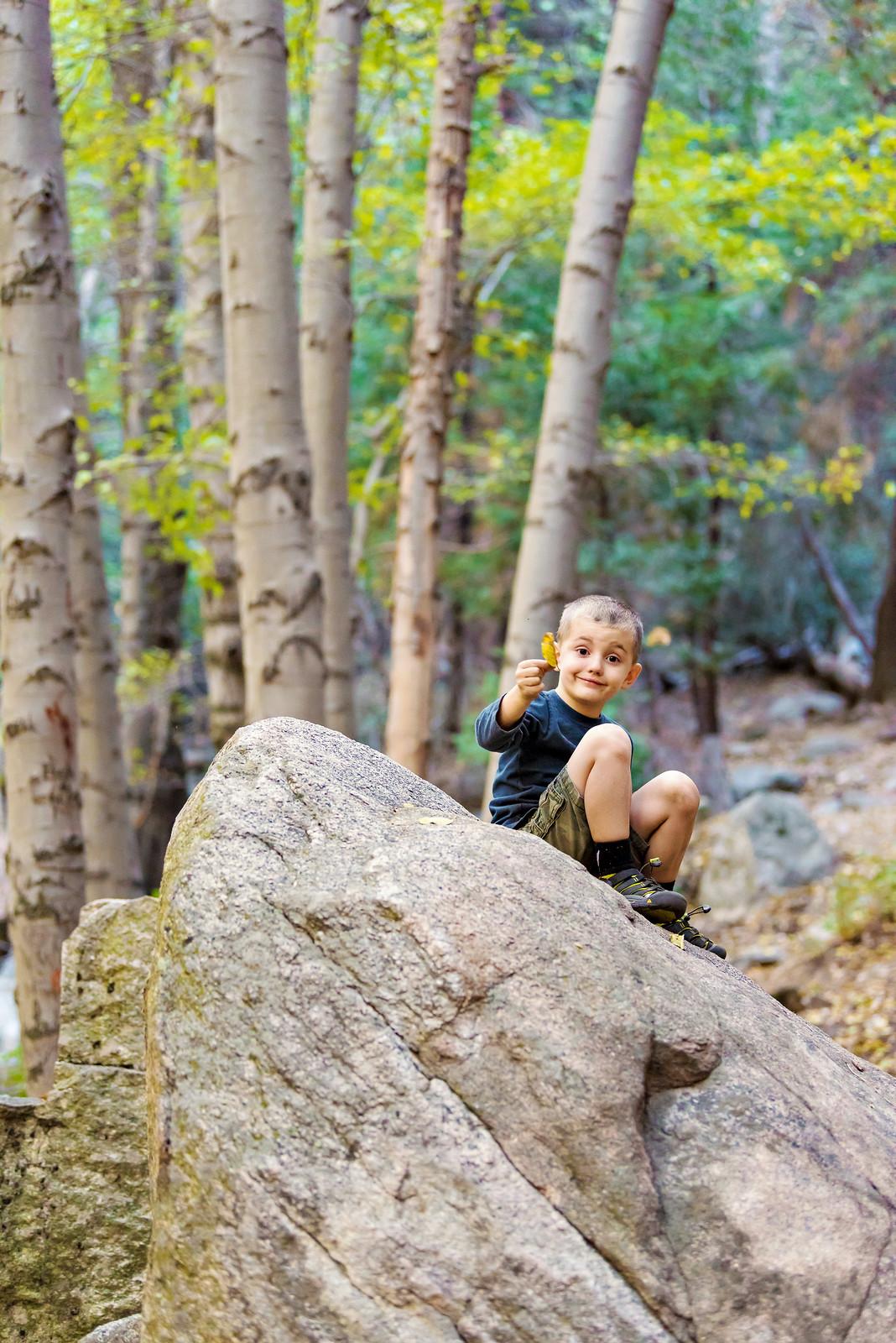 heart rock trail california