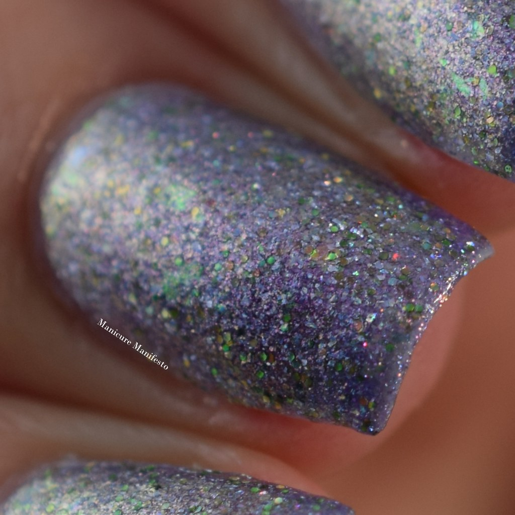 Girly Bits Where The Sky Ends swatch