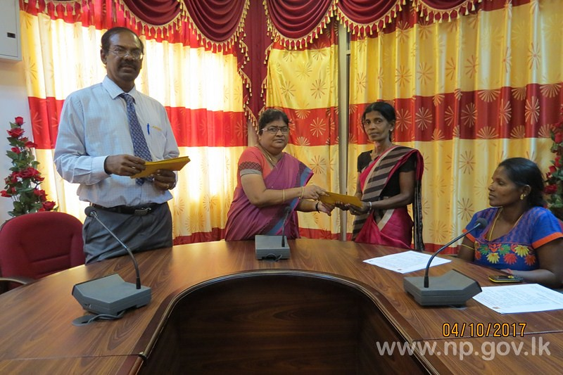 Housing Assistance granted to the Beneficiaries to construct New House