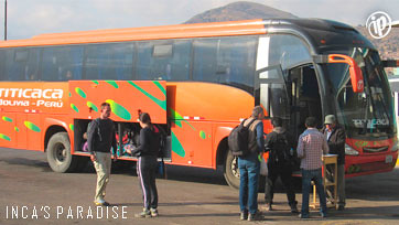 Bus Boliviano