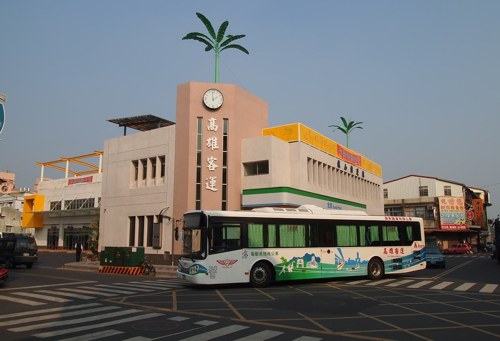 考慮台灣城鄉發展的差距,政府應多利用「轉運站」減少運輸排碳量。圖片來源:低碳生活部落格。