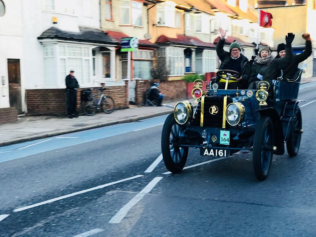 Veteran Car Rally | Donna Rutherford | Flickr
