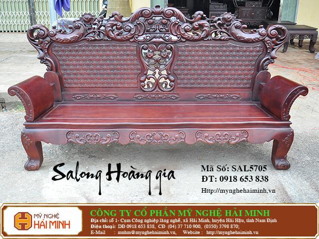 SAL5705c Salong Hoang gia  do go mynghehaiminh