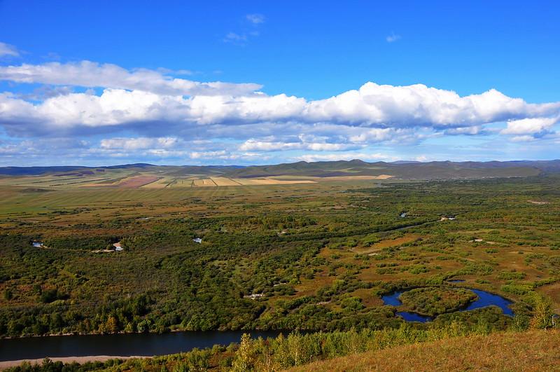 內蒙古額爾古纳濕地公園,圖片來源:維基百科(CC BY-SA 3.0)。
