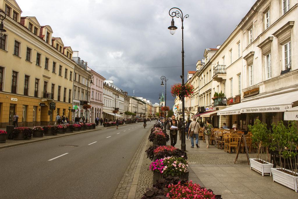 Варшава Польга