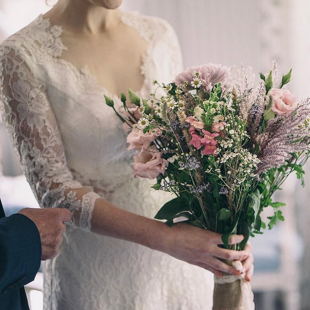 Bridalbouquet Flowers Bride Bridetobe Braut Braut201 Flickr