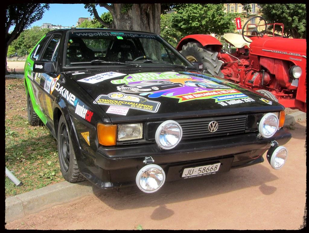 kup najlepiej rozsądna cena sklep dyskontowy VW Scirocco MkII   4ème BBQ Cars & Friends, Neuchâtel, 16.07 ...