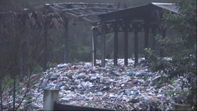 Planta recicladora de residuos sólidos funciona sin autorizacion