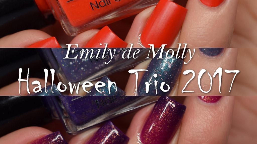 Emily De Molly Halloween
