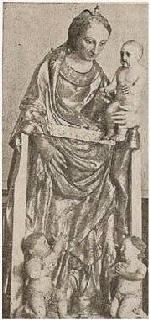 Virgen de los Desamparados.