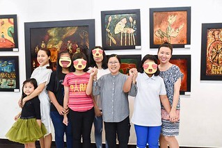 An Exhibition of Lacquered Artwork