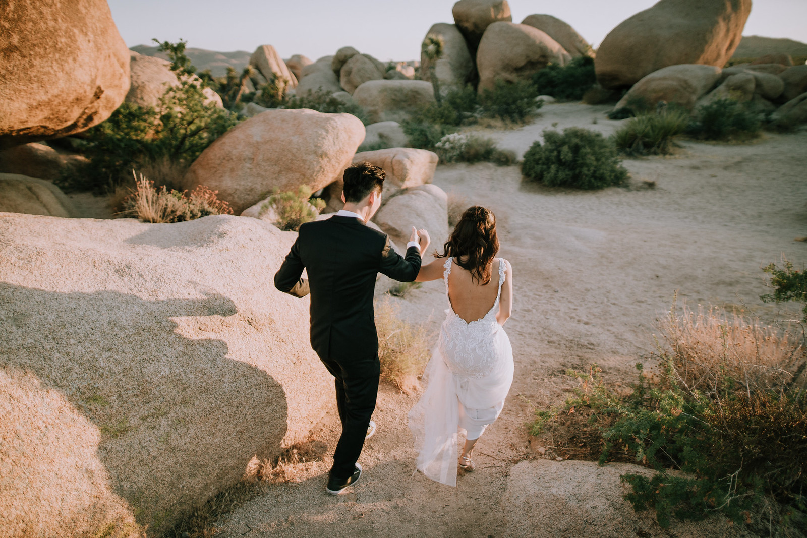 Joshua Tree Wedding | Debora & Mikey