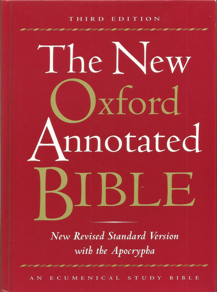 new oxford annotated bible nrsv online